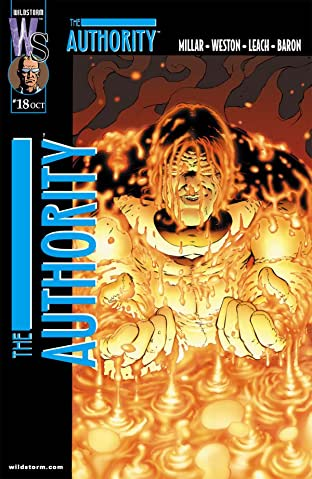 The Authority (1999-2002) #18