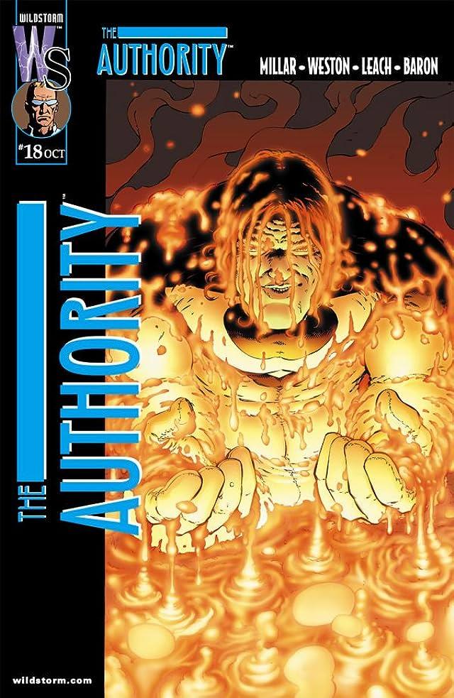 The Authority Vol. 1 #18