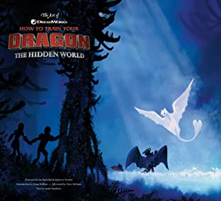 The Art of How to Train Your Dragon: The Hidden World