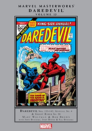 Daredevil Masterworks Vol. 13