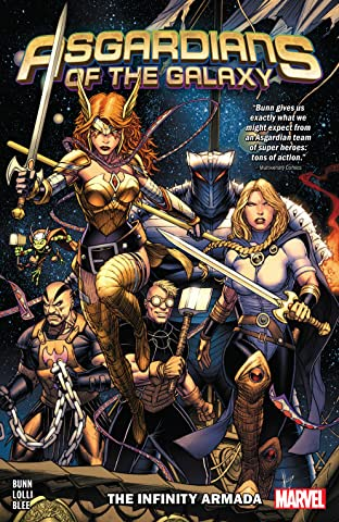 Asgardians of the Galaxy Tome 1: The Infinity Armada