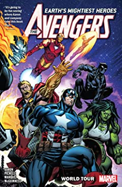 Avengers by Jason Aaron Tome 2: World Tour