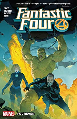 Fantastic Four Vol. 1: Fourever
