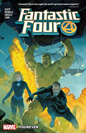 Fantastic Four Tome 1: Fourever