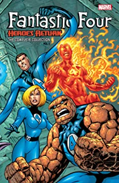 Fantastic Four: Heroes Return - The Complete Collection Tome 1