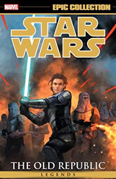 Star Wars Legends Epic Collection: The Old Republic Tome 3