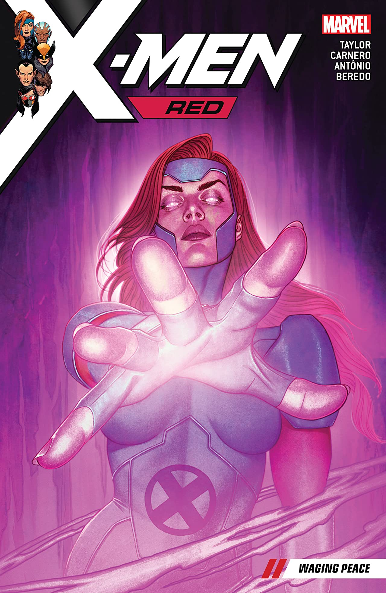 X-Men Red Tome 2: Waging Peace