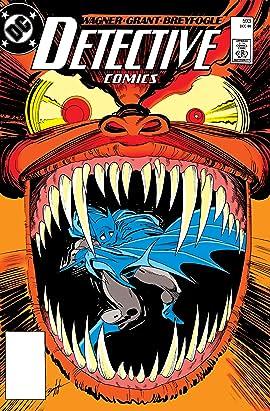 Detective Comics (1937-2011) #593