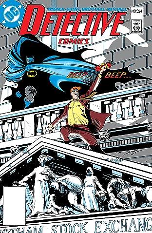 Detective Comics (1937-2011) #594