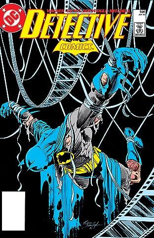 Detective Comics (1937-2011) #596