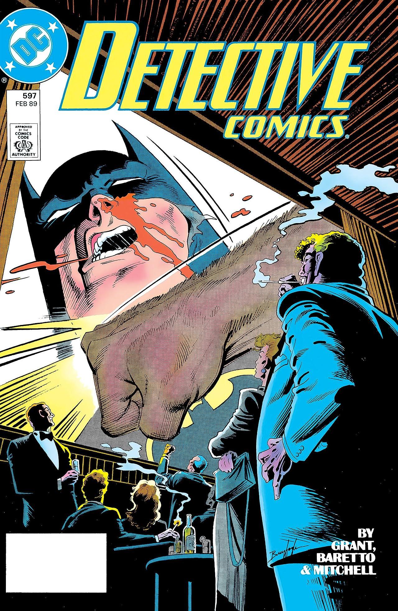 Detective Comics (1937-2011) #597