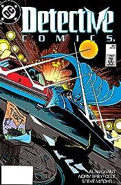 Detective Comics (1937-2011) #601