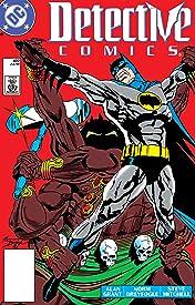 Detective Comics (1937-2011) #602