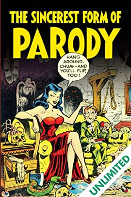 Sincerest Form of Parody: The Best 1950s Mad-Inspired Satirical Comics