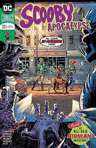 Scooby Apocalypse (2016-) #33