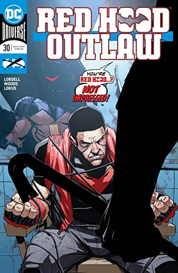 Red Hood: Outlaw (2016-) #30