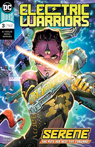 Electric Warriors (2018-) #3