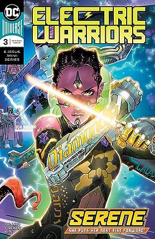 Electric Warriors (2018-2019) #3