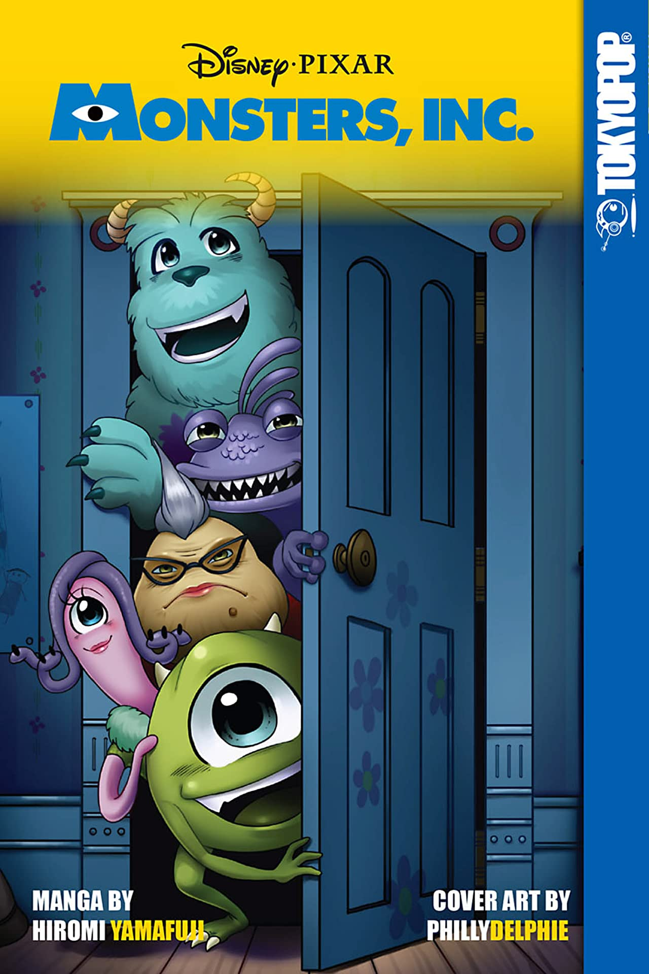 Disney Manga: Monsters Inc.