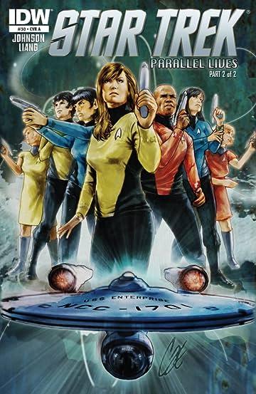Star Trek (2011-2016) #30