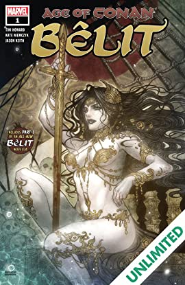 Age Of Conan: Belit, Queen Of The Black Coast (2019) #1 (of 5)