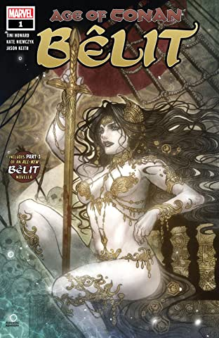 Age Of Conan: Belit, Queen Of The Black Coast (2019) No.1 (sur 5)