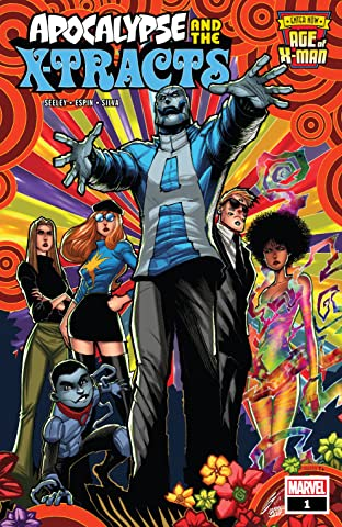 Age Of X-Man: Apocalypse & The X-Tracts (2019) No.1 (sur 5)
