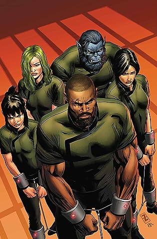Age Of X-Man: Prisoner X (2019) #1 (of 5)