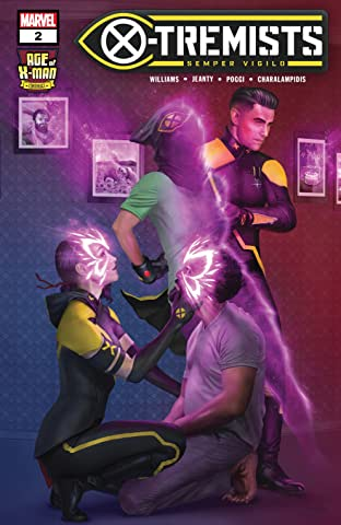 Age Of X-Man: X-Tremists (2019) No.2 (sur 5)