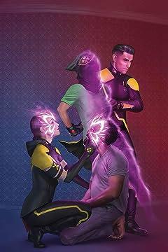 Age Of X-Man: X-Tremists (2019) #2 (of 5)
