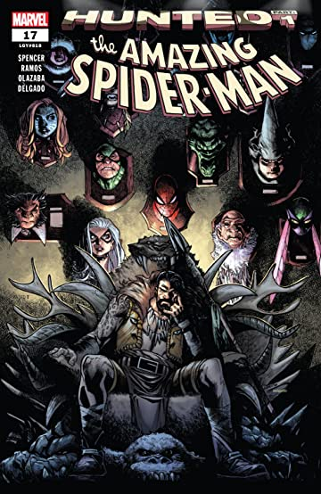 Amazing Spider-Man (2018-) No.17