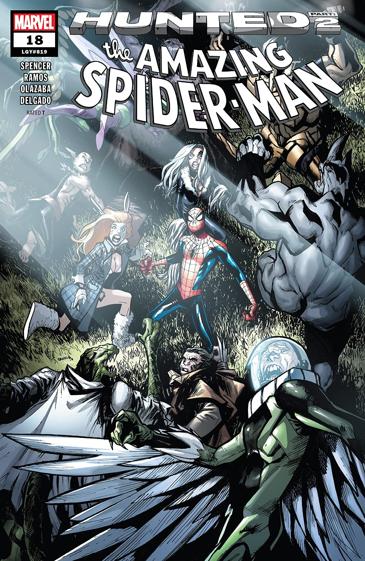 Amazing Spider-Man (2018-) No.18