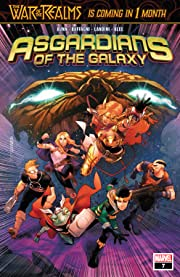 Asgardians of the Galaxy (2018-2019) #7