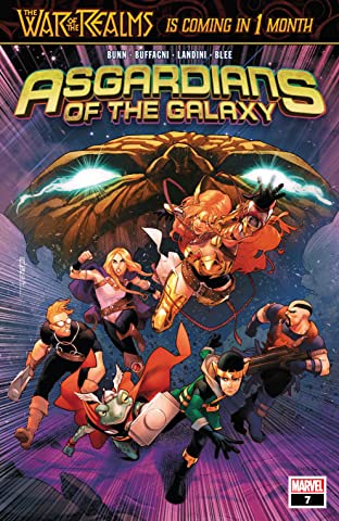 Asgardians of the Galaxy (2018-2019) No.7