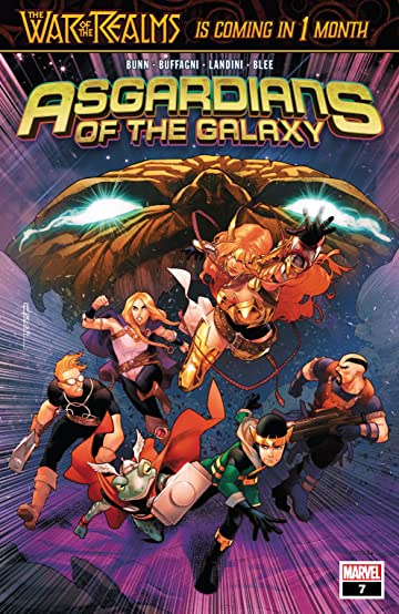 Asgardians of the Galaxy (2018-) No.7