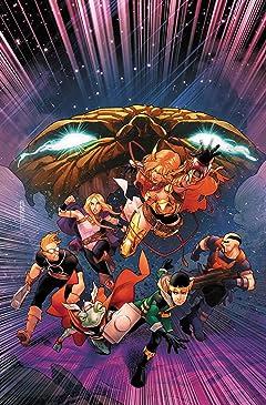 Asgardians of the Galaxy (2018-) #7