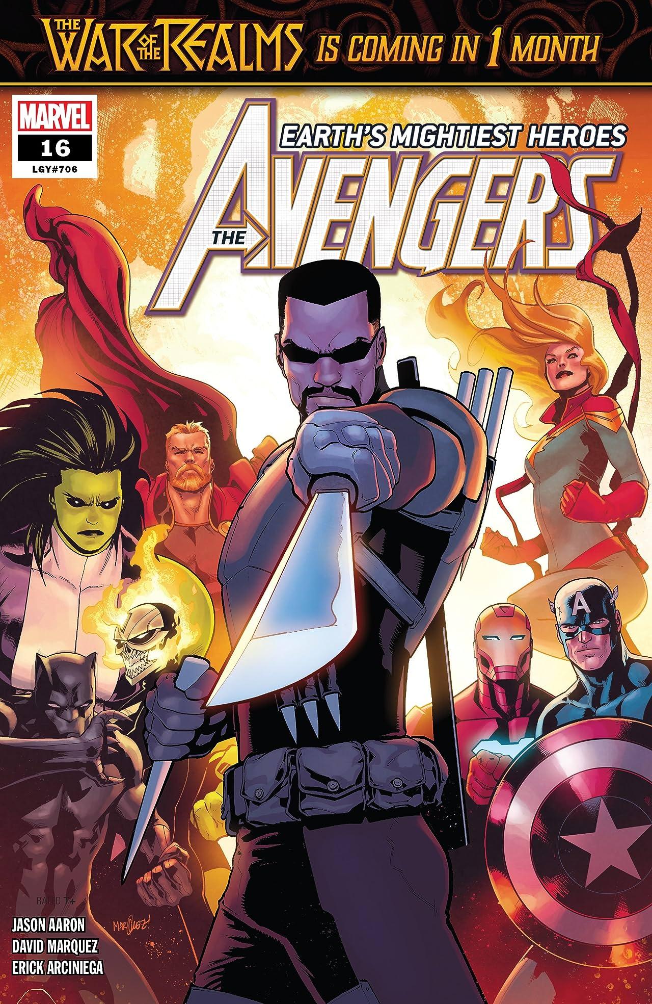 Avengers (2018-) #16