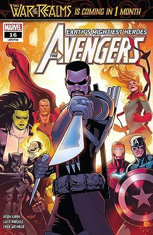Avengers (2018-) No.16