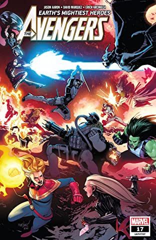 Avengers (2018-) No.17