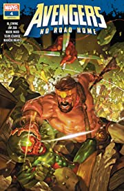 Avengers: No Road Home (2019) #4 (of 10)