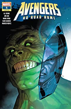 Avengers: No Road Home (2019) No.5 (sur 10)