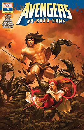 Avengers: No Road Home (2019) #6 (of 10)
