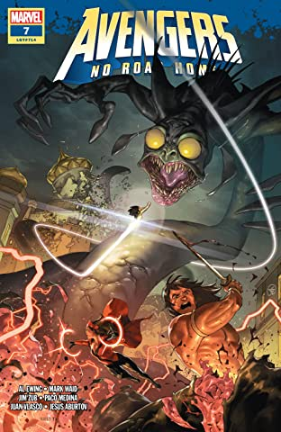 Avengers: No Road Home (2019) No.7 (sur 10)