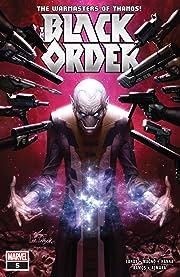 Black Order (2018-2019) #5 (of 5)