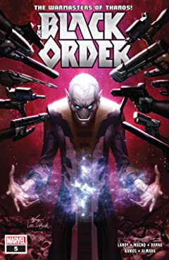 Black Order (2018-) No.5 (sur 5)