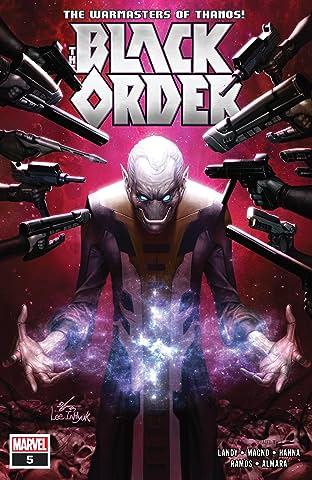 Black Order (2018-) #5 (of 5)