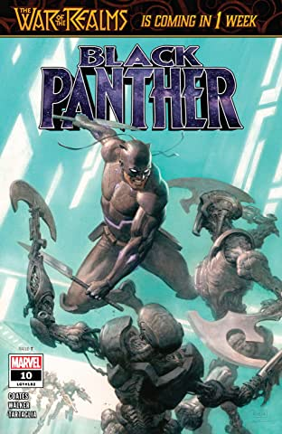 Black Panther (2018-) No.10