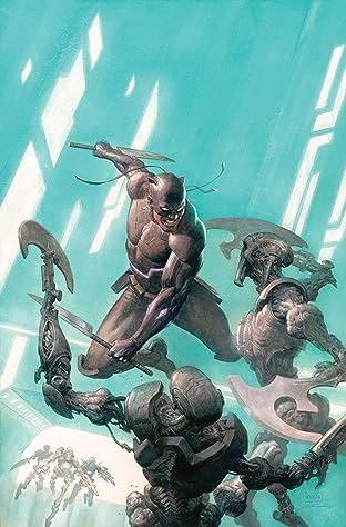 Black Panther (2018-) No.10