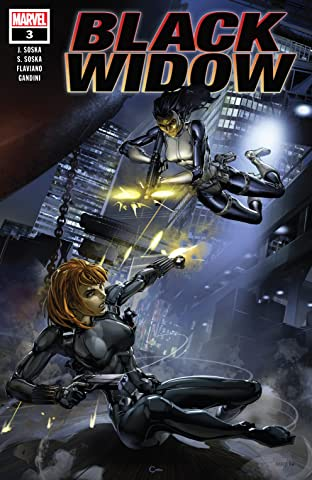 Black Widow (2019) No.3 (sur 5)