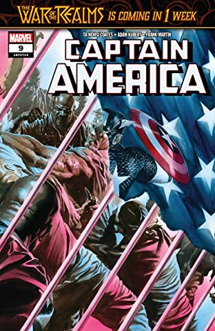 Captain America (2018-) No.9